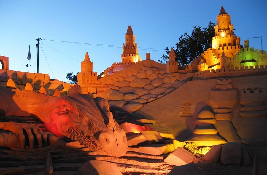 Skulpture od pijeska