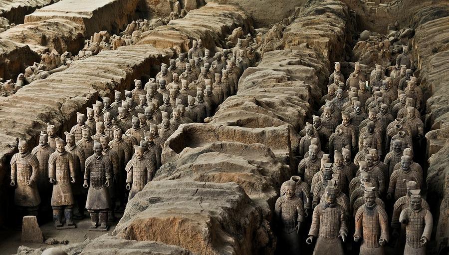 vojska od terakote